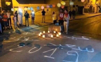"""حقيقة احتفال اردنيين بـ """"عيد ميلاد حفرة"""" في عمان!"""