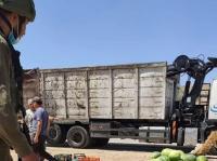 حملات عسكرية صهيونية في الأغوار تستهدف تهجير الفلسطينيين