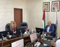 جامعة الشرق الأوسط توقع اتفاقية احتضان مشروعٍ علمي مع التعليم العالي