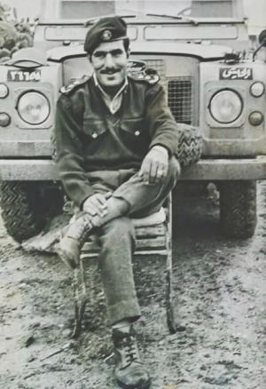 عام على رحيل قائد مدفعية معركة الكرامة البطل العقيد الركن محمد عواد المـومني