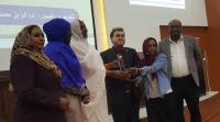 """رئيس قسم البصريات بـ """"عمان الاهلية """" يلقي محاضرات بالسودان"""
