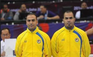 استدعاء حكمين اردنيين لادارة مباريات في نهائيات أسيا لكرة اليد