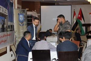 عمان الأهلية  تشارك في معرض الجامعات الأردنية الأول في العراق