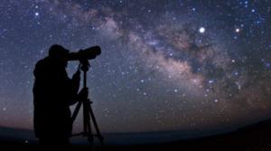 رؤية هلال شوال بالتصوير الفلكي من فوق مبنى الإفتاء