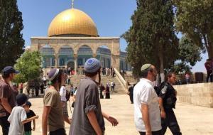 الأردن يدين اقتحام الأقصى والاعتداء على المصلين