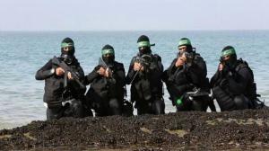"""كوماندوز """"حماس"""" البحري يواصل تطوره"""