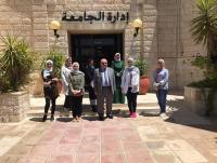 رئيس الجامعة الهاشمية: جميع الطلبة أبناؤنا