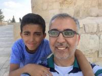 رسالة مؤثرة من والد الطفل علي الدراس