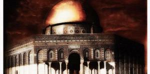 وقفة تضامنية مع القدس في عجلون