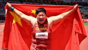الصين تواصل حصد الذهب وأميركا خلفها
