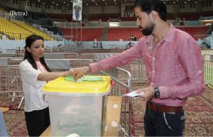 النتائج الأولية للكوتا النسائية لمجلس أمانة عمان (اسماء)