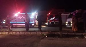 وفاة عشريني سقط من مركبة في اربد