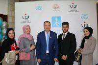 جامعة الزرقاء تشارك بملتقى التطوع الأردني