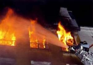 3 اصابات بحريق في المفرق