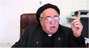 الأب مسلّم: المنطقة على أعتاب حرب دينية مدمرة وأدعو لعصيان مدني