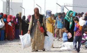 10 آلاف عدد العراقيين النازحين من الموصل