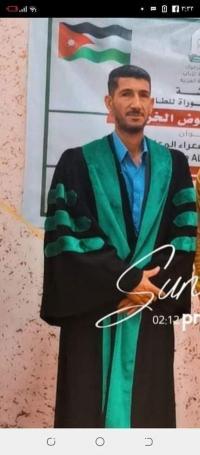 تهنئة بحصول فراس أبو مزهر الخزاعلة على درجة الدكتوراة بالادب العربي