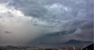 حالة عدم استقرار جوي وأمطار رعدية