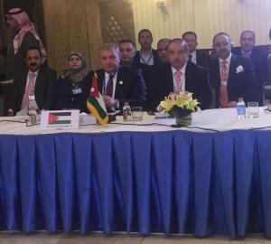 """مؤتمر """" التعاون الإسلامي"""" يرفض تحويل الأردن للجنائية الدولية (صور)"""