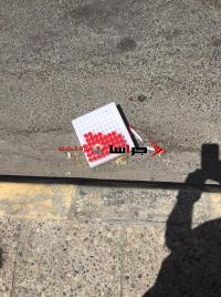 """أمام وزير الصحة  ..  فحوصات """"PCR"""" في الشارع (صور)"""