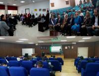 محاضرات وفعاليات طلابية بجامعة عمان الاهلية