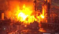 سقوط صاروخ داخل مصفاة نفط شمال العراق
