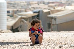 """5 آلاف طفل مهددون بالموت في """"الركبان"""""""