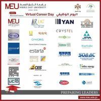 جامعة الشرق الأوسط تقيم اليوم الوظيفي