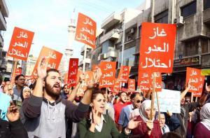 """وقفة أمام """" النواب"""" لإسقاط اتفاقية الغاز الصهيونية"""