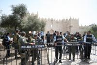 الإحتلال يحوّل القدس لثكنة عسكرية