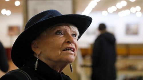 فقدان ممثلة روسية معروفة في موسكو