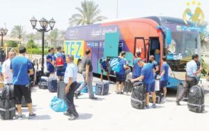 الفيصلي يواصل رحلة الاستعداد لمواجهة الأهلي المصري