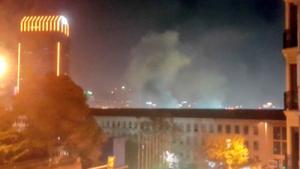 عشرات القتلى والجرحى من الشرطة التركية بتفجيرين هزّا اسطنبول (صور)