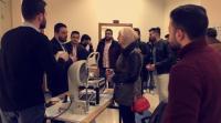 يوم بجامعة عمان الاهلية للتوعية حول تصحيح البصر