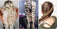 الضفائر تتصدر موضة تسريحات الشعر