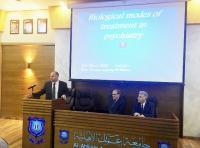 """محاضرة في """"عمان الأهلية"""" حول علاجات الأمراض النفسية"""