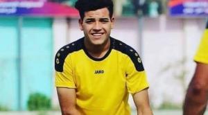 وفاة لاعب عراقي أثناء مباراة كرة قدم