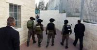 الإحتلال يقتحم ثانوية نظام في رام الله