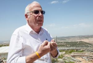الأردن يمنع  وزير الزراعة الصهيوني من دخول الأقصى