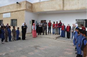 (نظافتي عنوان صحتي) مبادرة تطلقها أكاديمية الأمير الحسين بن عبد الله الثاني