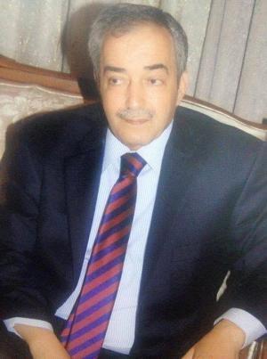 وفاة رئيس نادي الحسين الأسبق