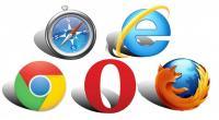 متصفحات إنترنت تسرب تفاصيل المستخدمين لشركات مجهولة