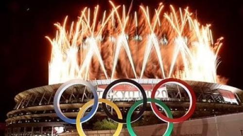 إعصار ضخم يضرب اليابان ويعصف بـ أولمبياد طوكيو