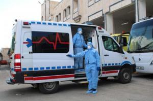 60 وفاة و 2732 اصابة جديدة بكورونا