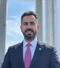 السعود يباشر عمله مساعداً لرئيس جامعة عمان الأهلية للشؤون الخارجية