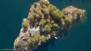 جزيرة للبيع بسعر منزل!