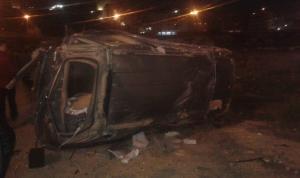 """وفاتان  في حادث تصادم بمحافظة العاصمة """"صور"""""""