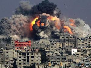 """ضوء أخضر من امريكا لـ""""اسرائيل"""" لشن عدوان على غزة"""