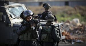 اصابة 96 شخصاً برصاص الاحتلال في غزة