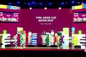 """""""الفيفا"""" يعلن مواعيد مباريات تصفيات كأس العرب"""